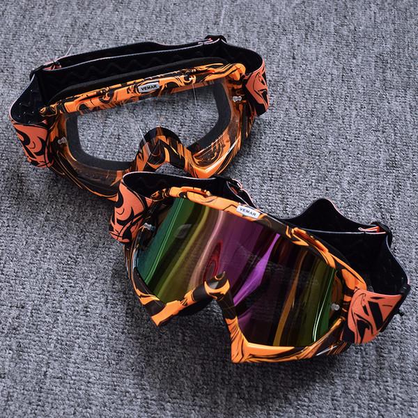 Vemar Brand Motorcycle Helmet Motocross Goggles ATV DH MTB Dirt Bike Glasses motocross for KTM motor fans Motorbike motocross Glasses