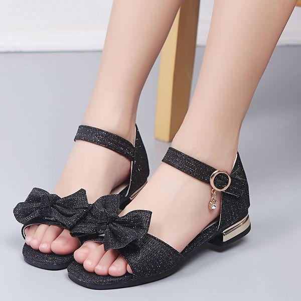 Sandali da ragazza Summer Baby PU Scarpe da neonato Ragazzi Ragazze Cartoon First Walker Shoes Scarpe antiscivolo per bambini