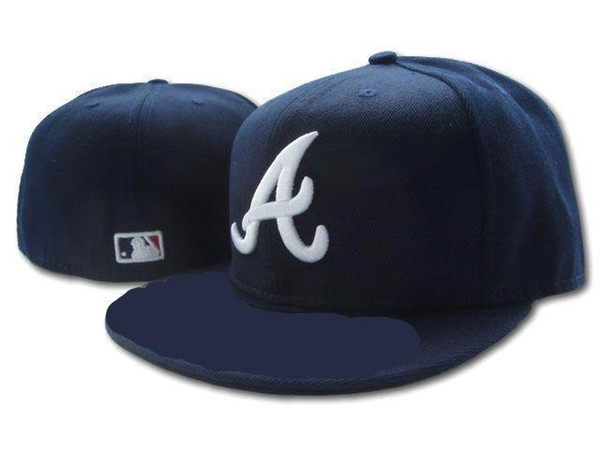 4fc061ece6633b 2019 Good Quality Atlanta Road Authentic Collection On-Field Low Profile  59FIFTY Fitted Hat