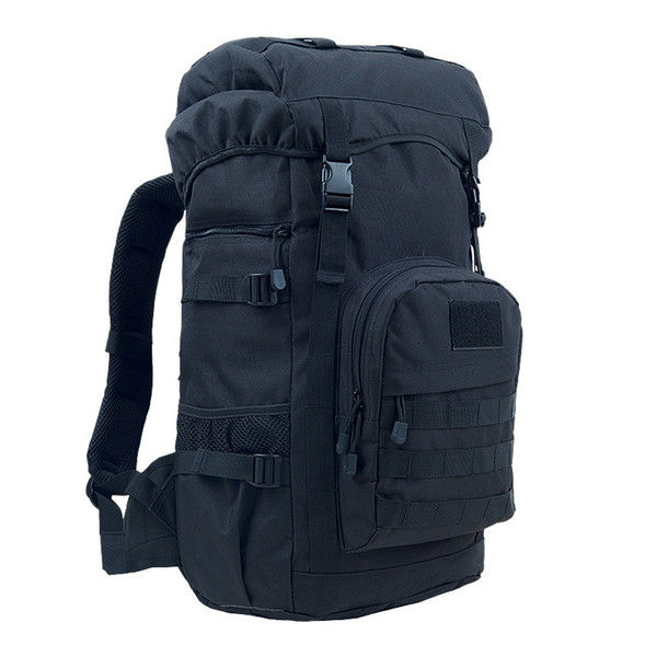 New 55L Outdoor Backpack Military Tactical Sports Bag Army Camping Travel Hiking Climbing Pack Multifunction Backpack MOLLE Bags #109061