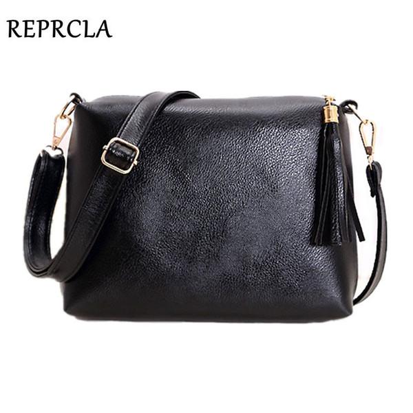 good quality Fashion Brand Designer Women Bag Soft Leather Fringe Crossbody Bag Shoulder Women Messenger Bags Candy Color A866