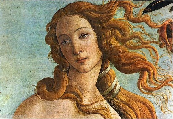 Handpainted & HD Print The Birth Of Venus Detail by Sandro Botticelli Art Oil Painting On Canvas Wall Art Home Deco High Quality p199