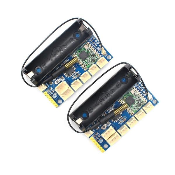 batteria utilizzata dal modulo radio