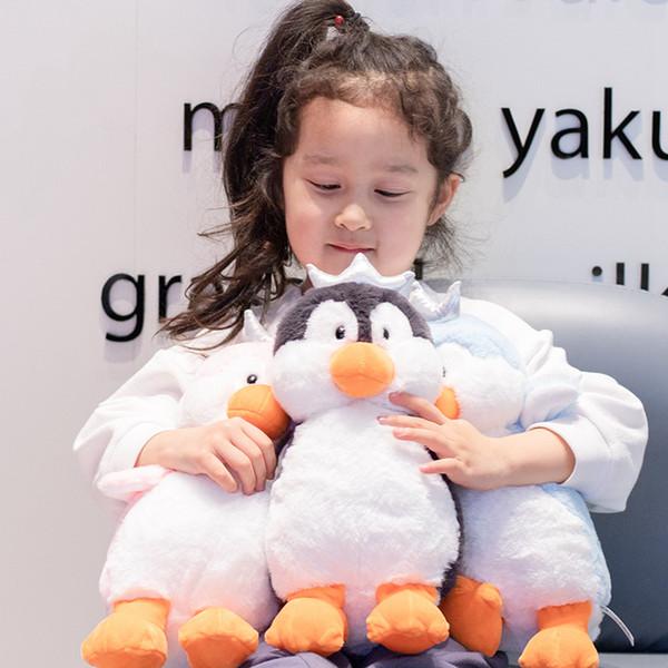 30cm Soft Cute Penguin Plush Toys Staffed Cartoon Animal Doll Fashion Toy for Kids Baby Lovely Girls Christmas Birthday Gift