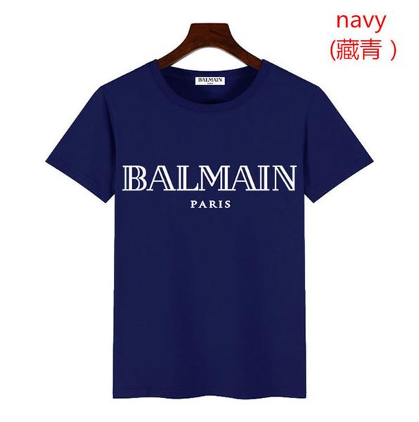 2019 Brand new Hip Hop t-shirt da uomo manica corta 100% cotone poloshirt shirt uomo teel hip 3g phillip plain true religions