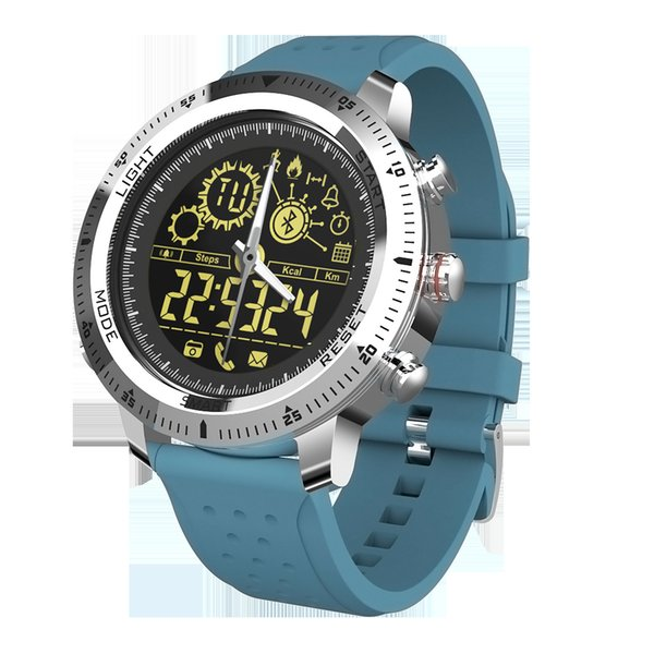 Nx02 Intelligence Watch Band Metal Pointer Bluetooth Connect Motion Monitor Incoming Telegram Information Remind 50 Meters Waterproof