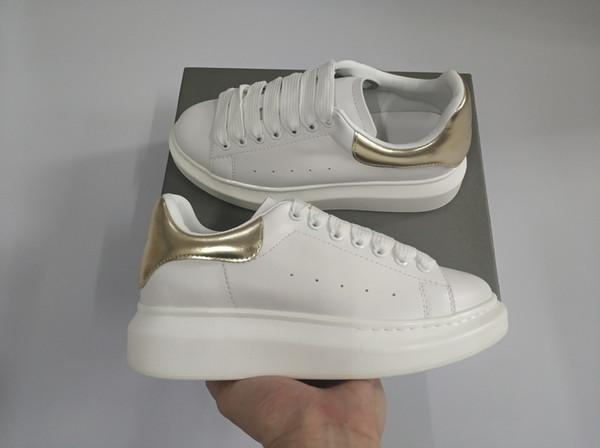 New Fashion Designer scarpe Uomo Donna sneakers oversize in vera pelle scarpe casual popolari a buon mercato con scatola originale taglia 35-46