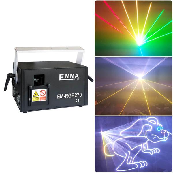 Ilda 3d animation rgb laser 5 watt dj lights dmx+ilda+sd+2d+3d multi color 5w rgb laser
