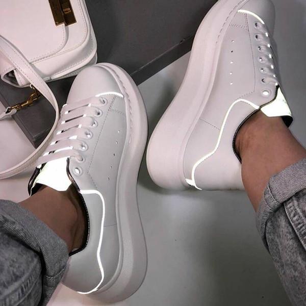 Nouveau Coloré Luxe Designer Confort Casual Chaussures En Cuir Hommes Tout En Cuir Sport Sneaker Designer Trainer Dress Partie Chaussure Daily Runner
