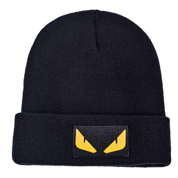 2019 Winter der hochwertige Designer neue Trend gestrickte Baotou Hut Joker Wolle warme Gehörschutz Freizeit Hut