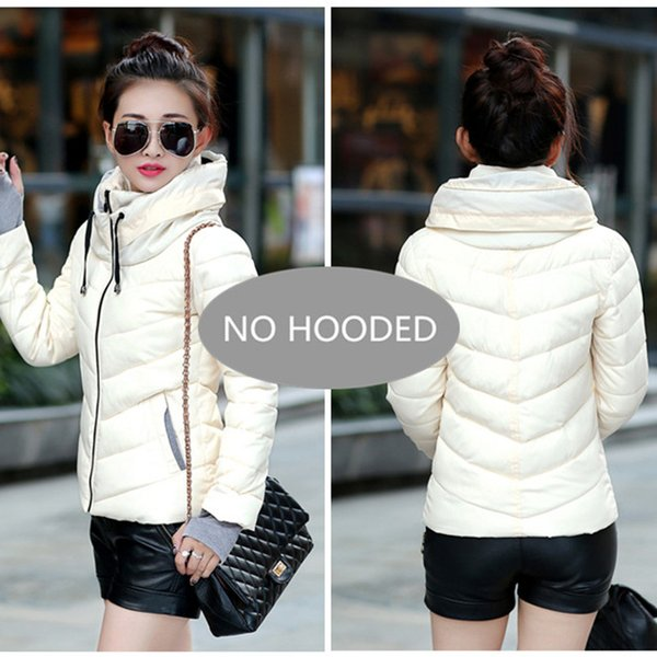 White--No Hooded
