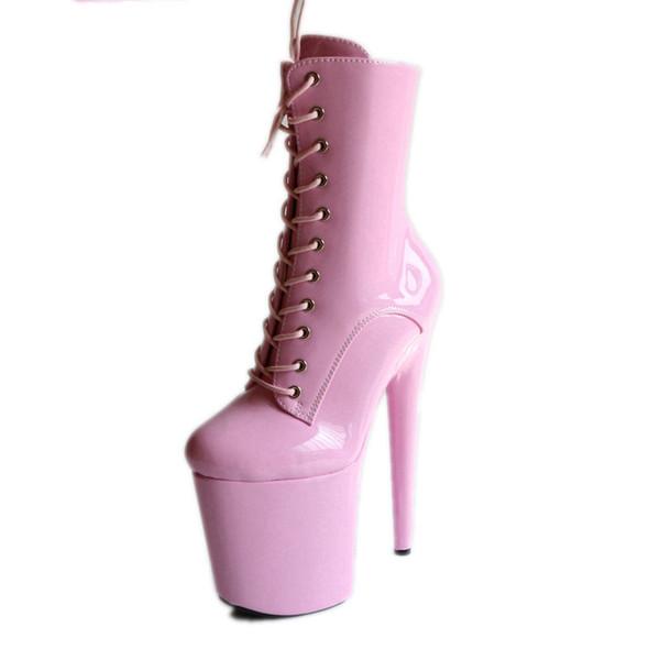 Femmes Spike Talons Pour Chaussures 49 De96 À Acheter Mode 2019 Piste Rose Bébé Bottines Hauts Pole Les Dance Du Bottes Automne vmn0wN8