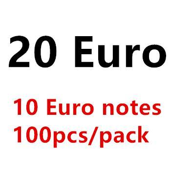 20Euro 100PCS
