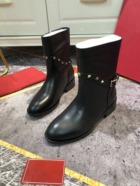Luxury Designed Cate Boots For Women,Ladies Sole Ankle Boots Chains Paltform Heels Adox /Eloise Booty Winter Brand Boot