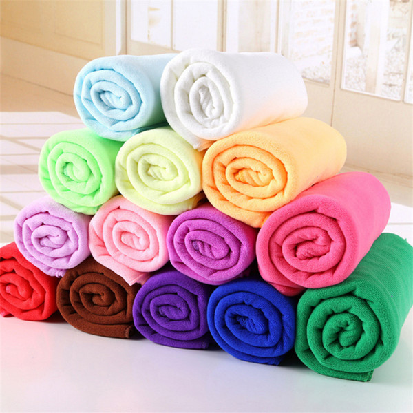Beauty salon adult bath towel Pure cotton absorbent quickdrying towel hotel massage bed special