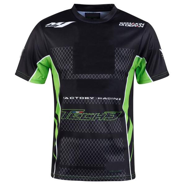 Moto 2019 T-shirt Motocross VTT vélo moto court Mens Riding manches
