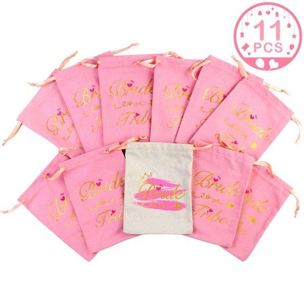 11Pcs Mix Color Bag