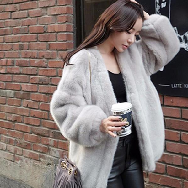 2019 Fashion Women Elegant Warm Coat Slim Fit Double