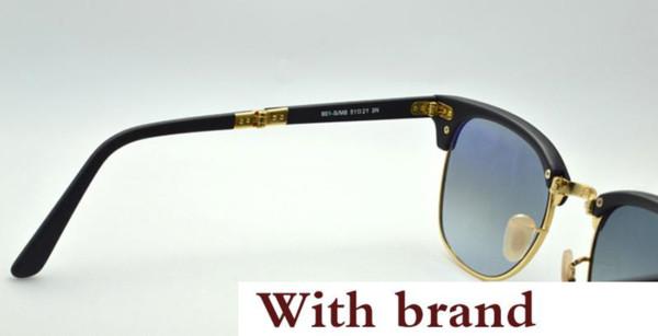 selling Designer club master Folding Men Sunglasses For Traveling Oculos de sol Men's Driving Sun Glasses Shades Eyewear gafas