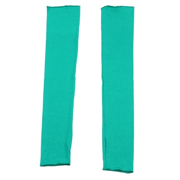 Women Men Sun Protection Gloves Oversleeve Warmers Fingerless Cycle Bikes Driving Golf UV Protective Arm Sleeves Cover