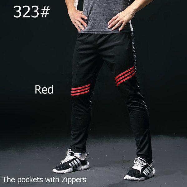323 nero rosso
