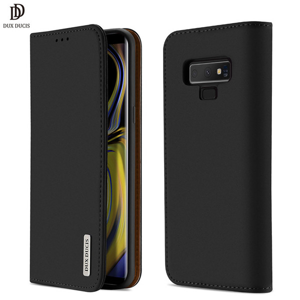 for Samsung Galaxy Note 9 Note 8 Genuine Leather Case for Samsung Galaxy S8 S9 S10 Plus S10 e S10e Wallet Magnet Book Flip Case