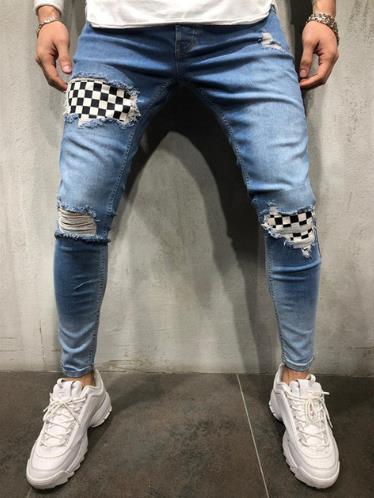 Biker Jeans 9