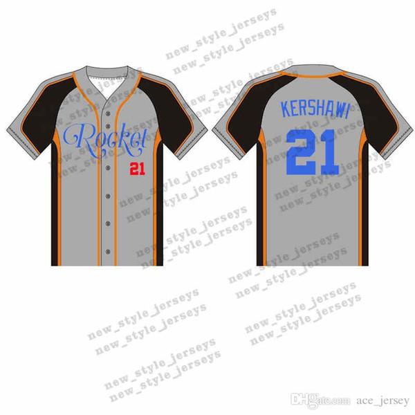 47MAN Camisetas de béisbol personalizadas Transpirables 2019 Hombres jóvenes Secado rápido Azul blanco Cosido M-XXXL Camisetas de béisbol verdes