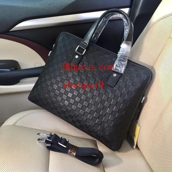 4667efb13d30 2019 горячая распродажа сумки черные модные мужские сумки на ремне из  натуральной кожи сумка через плечо
