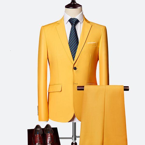 Amarelo (2 botões)