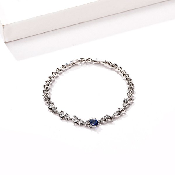 Silver Blue 20cm