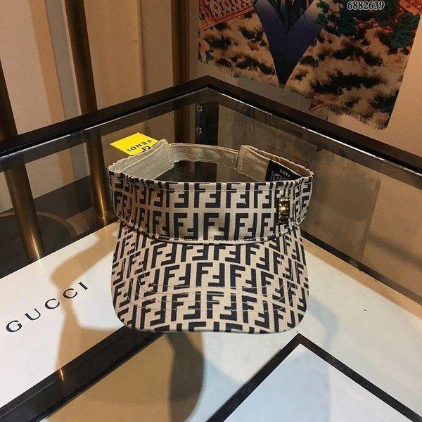 Designer Caps für Herren Damen Luxus Hüte Fashion Caps F Letter Printing Einstellbare Hüte Hohe Qualität mit Original Box und Staubbeutel Paket