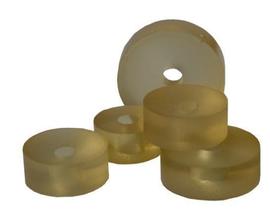 Frete Grátis 5 Pcs Precision Watch Rubber mat 20 25 27 32 35mm Para O Reparo Seguro