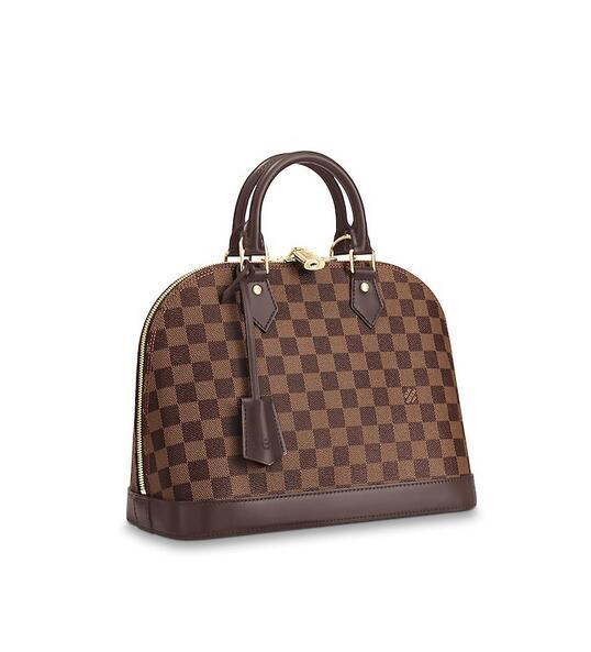N53151 Alma PM WOMEN HANDBAGS ICONIC BAGS TOP HANDLES SHOULDER BAGS TOTES CROSS BODY BAG CLUTCHES EVENING