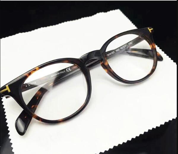 Star-style TF6123 elastic temple round sunglasses frame for prescription glasses accustomized polarized sunglasses wholesale
