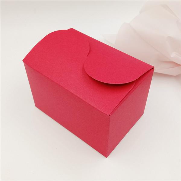 9x6x6cm الأحمر