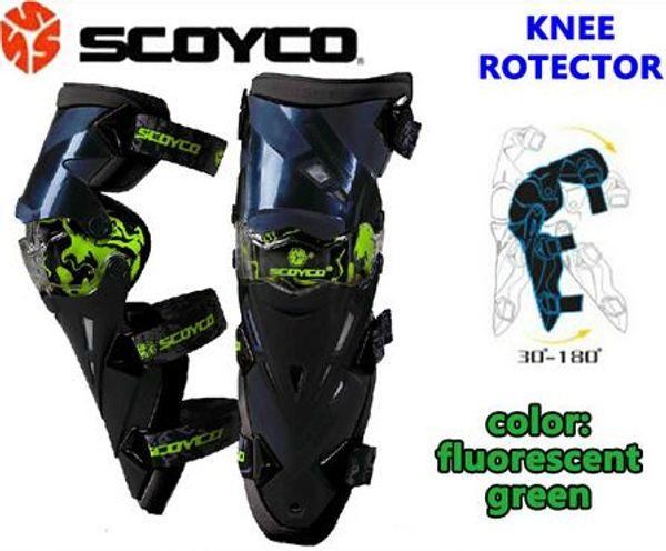 (2 Adet / takım) Sıcak Satış !!! Marka Scoyco K12 Motosiklet Diz Koruyucu Moto Yarış Koruyucu Kneepad Guard Motosiklet Dişli