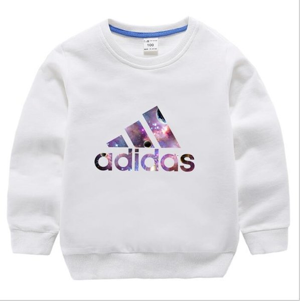 2019 New Arrival Spring Autumn Cartoon Baby boys girls Sports Clothes Children Hoodie Sweatshirts Coat Kids Clothing jacket Outerwear