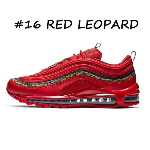16 LEOPARD VERMELHO