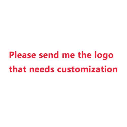 Necesita logotipo personalizado dime