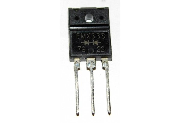 FMX33S Ultra Fast Recovery Common cathode Rectifier Diodes Rectifier Diode