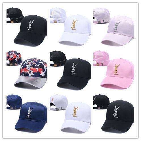 Новый Торонто Синий Дизайнер Папа Шляпы Бейсболка Для Мужчин И Женщин Известные Бренды Хлопок Регулируемый Череп Спорт Гольф Изогнутая Шляпа