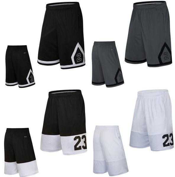 Pantalones cortos de baloncesto Pantalones sueltos de gran tamaño en la calle pantalones de entrenamiento de fitness pantalones cortos para correr Ideal para camisetas de baloncesto