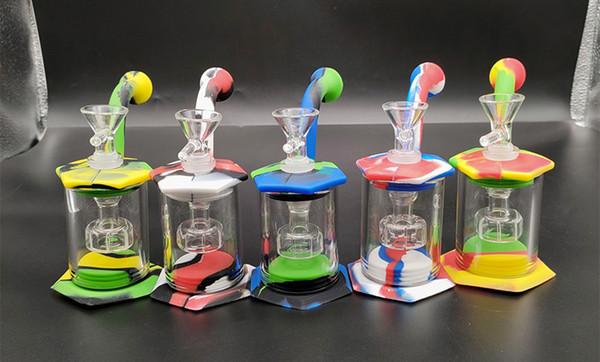 misturar cores (com tigela de vidro)
