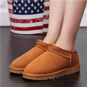 Designer Stiefel ug australische klassische Damen 100% Leder Plüsch Schneeschuhe Unisex Indoor Schuhe Damen Winter Stiefel groß