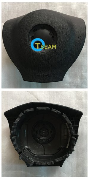 High Quality Car Driver Airbag Cover For VW PassatB6 CC Steering Wheel Airbag Cover With Logo Free shipping
