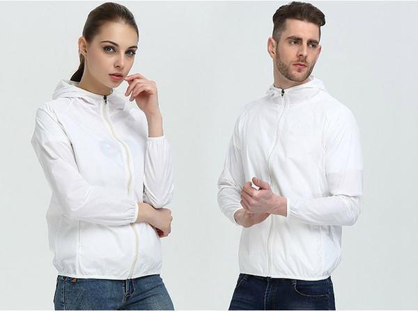 2020 Designer Marca Homens Jackets Windbreaker Sports Coats Street Style de alta qualidade Zipper Hoodies S-4XL 5 cores QSL198269