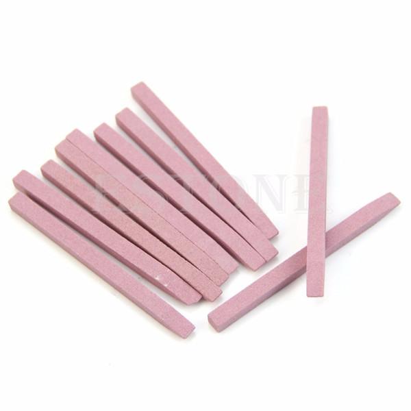 1Pc Stone Nail File Manicure File Nail Tool Pumice Stone Cuticle Pusher
