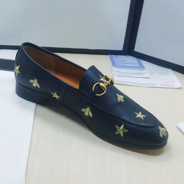 Mules Princetown Мужчины Женщины Повседневная обувь из натуральной мягкой кожи Luxury Designer