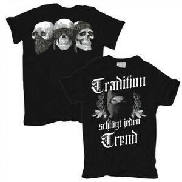 T-Shirt Tradição schlägt jeden Tendência Ultras Hools Hooligans Kategorie A.C. A.B.